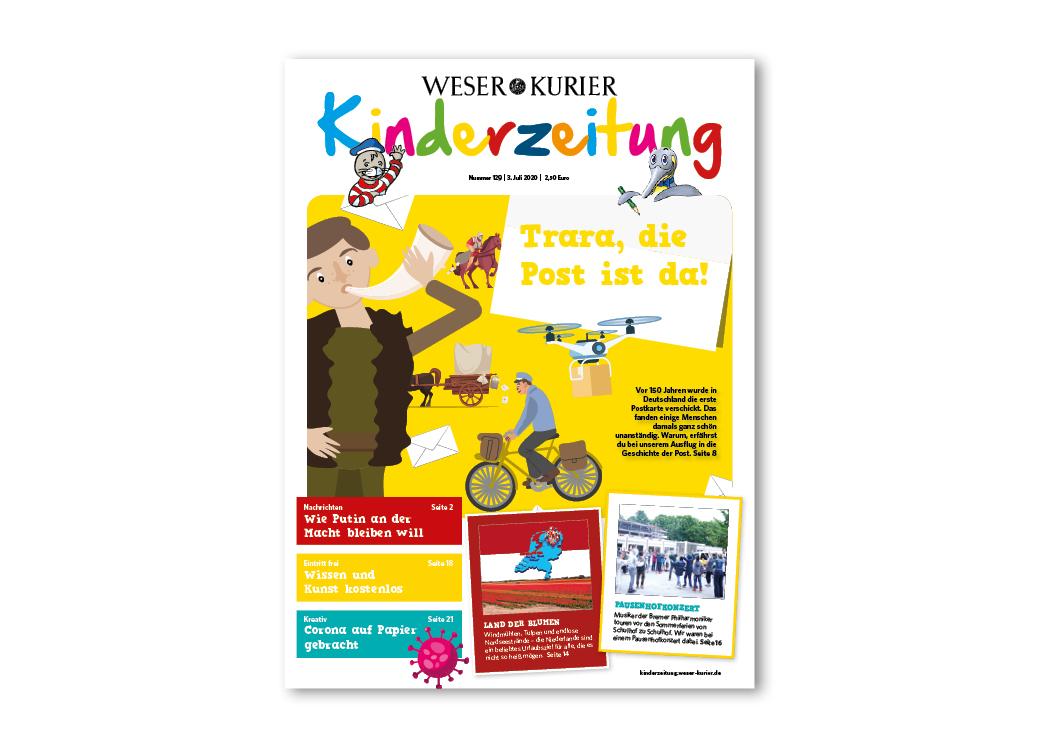 WESER-KURIER Kinderzeitung