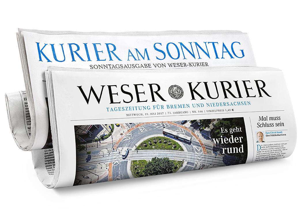 WESER-KURIER Abo